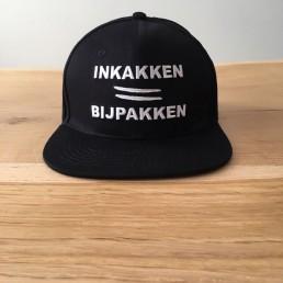 Inkakken=Bijpakken Snapback