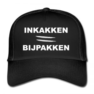 Inkakken is Bijpakken Pet